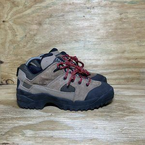 Timberland ACT Waterproof Hiking Boots Women's Size 7.5 M Brown Outdoor Shoes